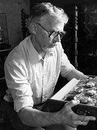 Urmakaren Albin Schaeder