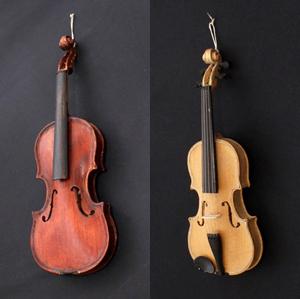 Minifioler av Albin Schaeder