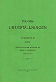 Svenska Ur-utställningen 1902 katalogsida