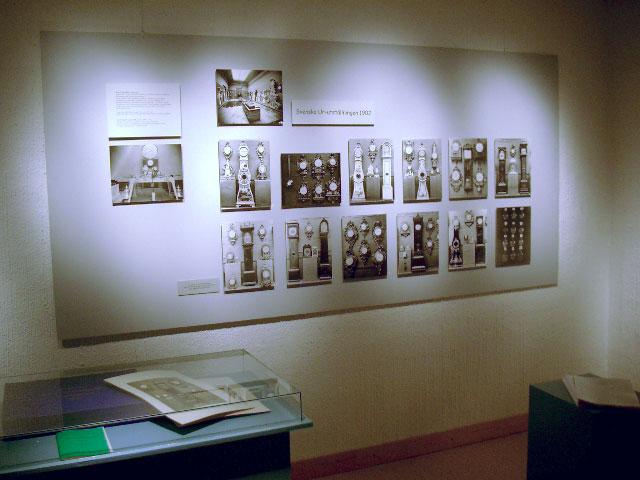 Ur-utställningen 1902, en del av utställningen De Underbara Uren